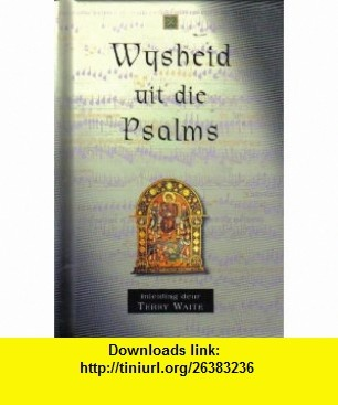12 best downloads ebooks images on pinterest tutorials pdf and a wysheid uit die psalms afrikaans edition 9780627022920 terry waite isbn fandeluxe Image collections