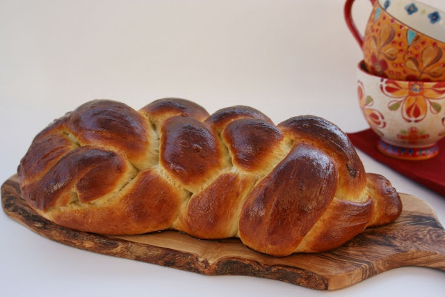 Challah Bread - I always buy this...maybe it's time to make some?