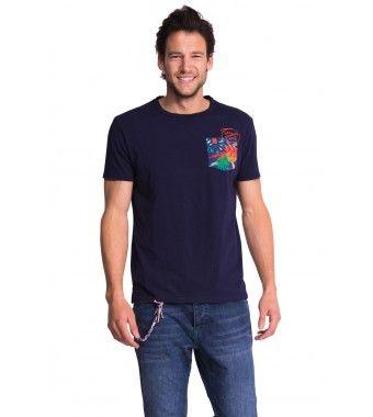 Desigual pánské triko Jorge
