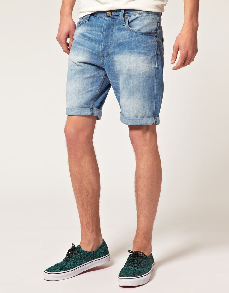 Jack n jones denim shorts