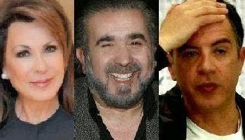 Όλα εδώ...: Ο Λάκης, ο «Καρατζαφεράκης» και η συριζαία Γιάννα