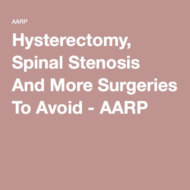 25 Best Ideas About Spinal Stenosis Surgery On Pinterest