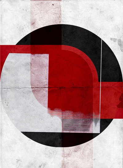 : Andrei Cojocaru, Abstractart, Abstract Art, Red Black And White Art, Black Red And White Art, Graphics Design, Collage Illustrations, Art Illustrations Paintings, Art Galleries