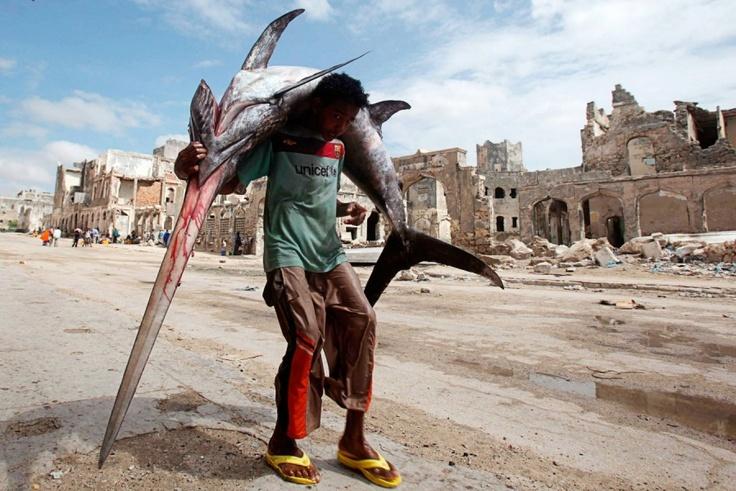 Apocalypse now (Mogadischu, Somalia)