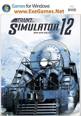 Trainz Simulator 12 Game - Free Download Full Version For PC