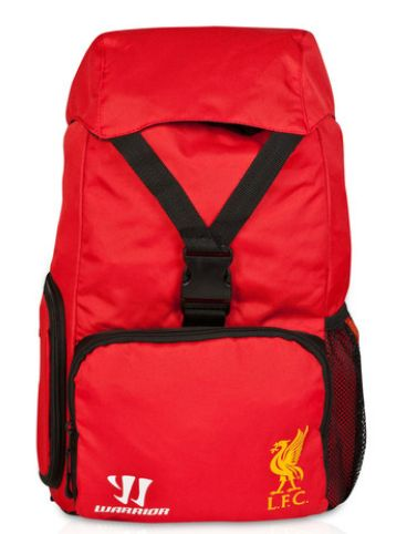 liverpool warrior backpack FC Liverpool Official Merchandise Available at www.itsmatchday.com