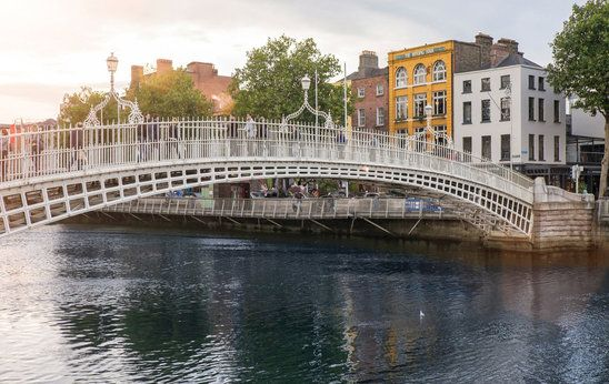 Dublin is buzzing with literary history, funky festivals, quaint pubs and a spectacular festival calendar.