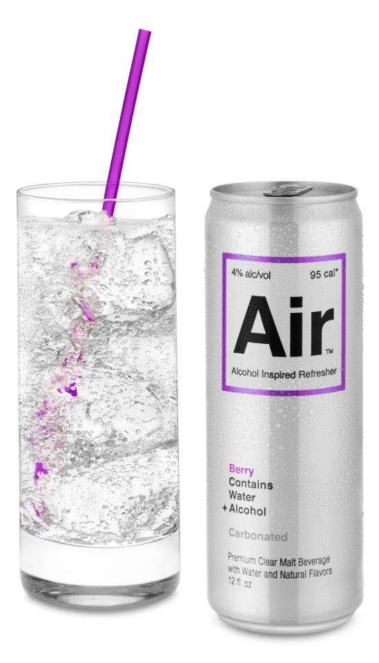 Air | drinkair.com  Design by Turner Duckworth