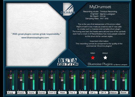 MyDrumset VST | Free Musician's Resource