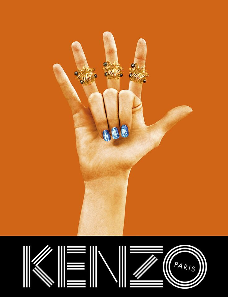 ART DIRECTION & STYLING KENZO AND TOILETPAPER