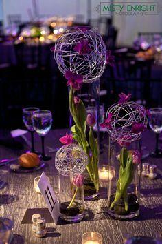 circus decoration centerpiece idea circ de soleil | Winter Whispers 2015 - Cirque Du Soleil