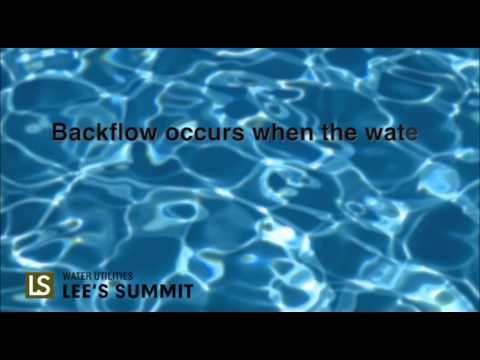 Backflow Prevention