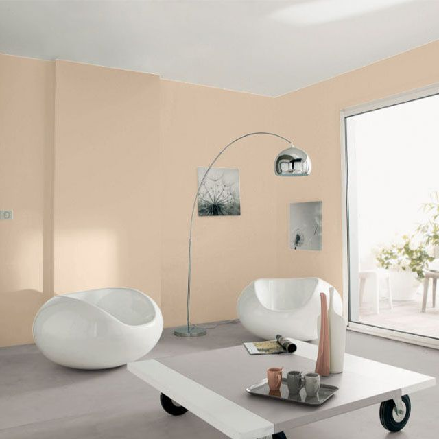 peinture murs et boiseries colours classic beige dor. Black Bedroom Furniture Sets. Home Design Ideas