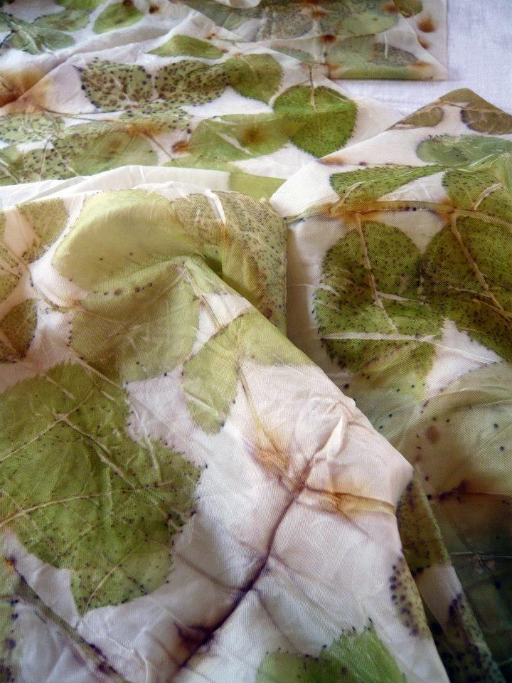 M.Y. garden   Youliana Manoleva - seta stampa botanica. silk, botanical print…