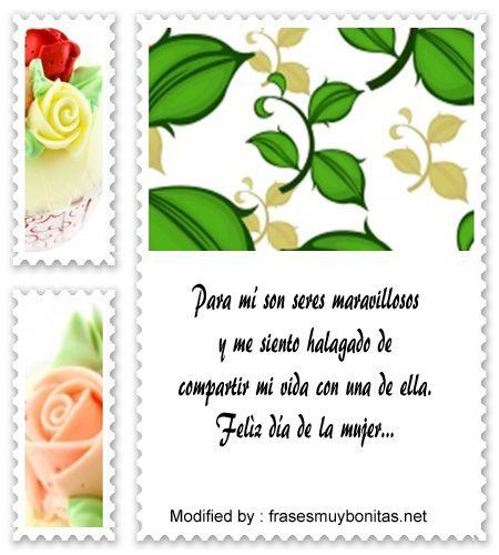 enviar postales por el dia de la mujer,enviar frases y tarjetas por el dia de la mujer: http://www.frasesmuybonitas.net/maravillosas-frases-por-el-dia-de-la-mujer/