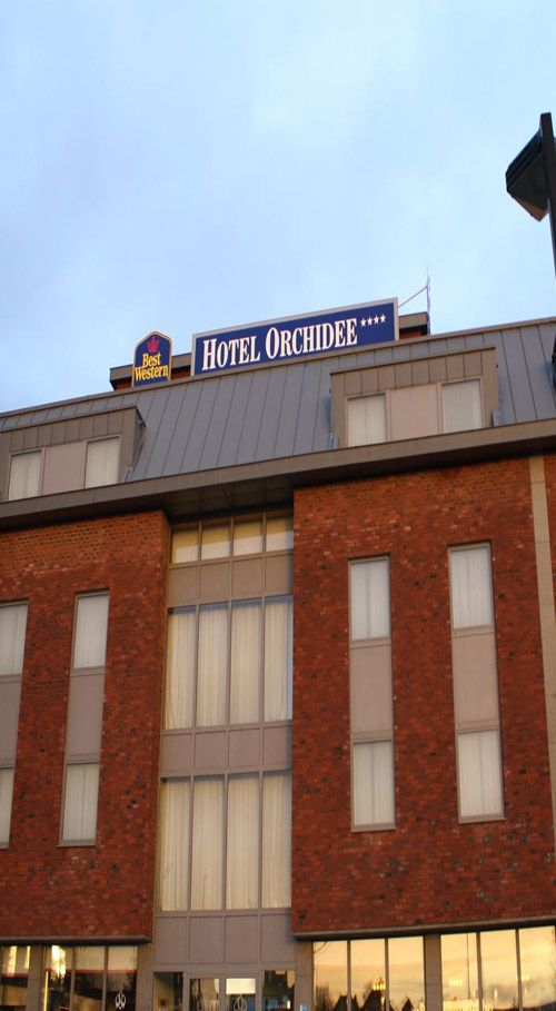 Best Western Hotel Orchidee Aalter Hotels #hotels #europe #western Best Western Hotel Orchidee is situated in the centre of Aalter.