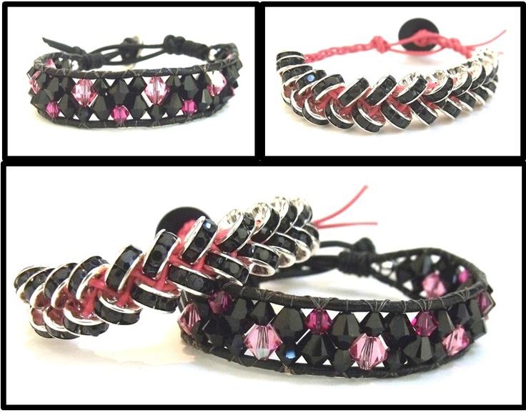 http://www.jewelsforhope.netCrystals Bracelets, Mila Kunis, Swarovski Crystals