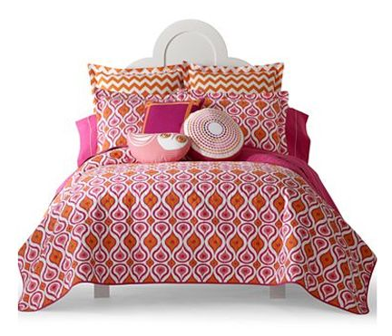 Happy Chic by Jonathan Adler: Katie Quilt Set: Adler Katy, Quilts Sets, Happy Chic, Katy Quilts, Guest Bedrooms, Girls Bedrooms, Bedrooms Idea, Guest Rooms, Jonathan Adler