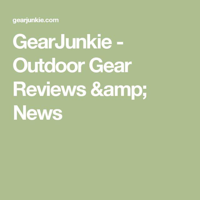 GearJunkie - Outdoor Gear Reviews & News