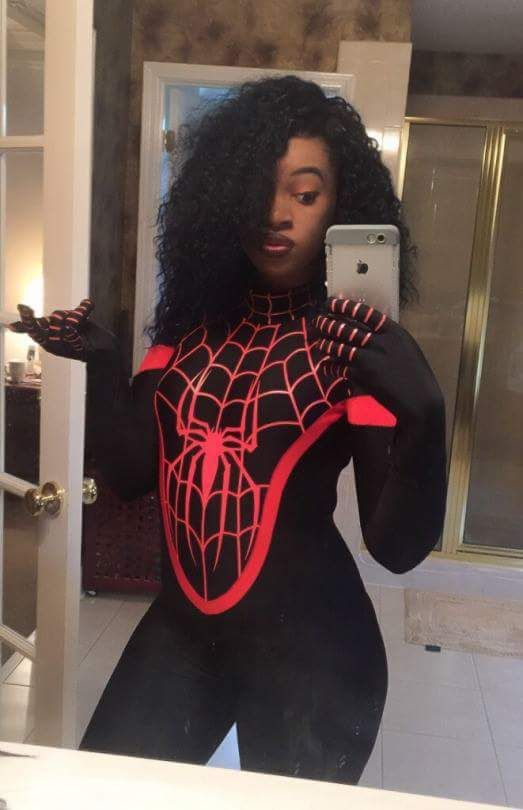 Character Miles Morales - Ultimate Spider-man Cosplayer: Unknown Series: MARVEL Comics