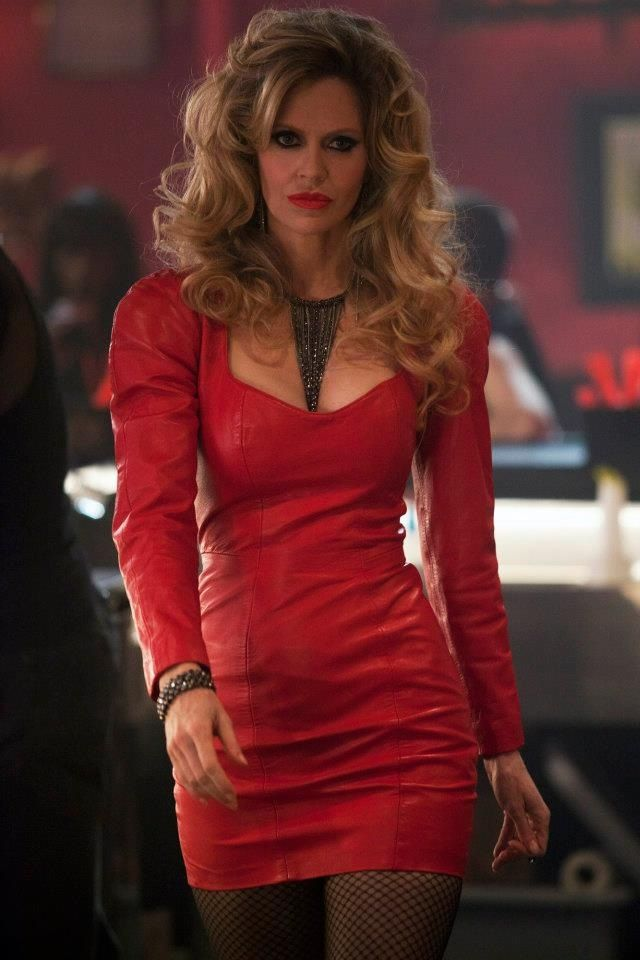 True Blood- Pam. God, I loved her hair in this scene!