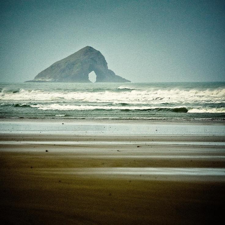Ninety Mile Beach. Northland, New Zealand.