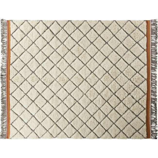 Bucatini Ivory Rug Cb2 In 2020 Ivory Rug Cotton Rug Rugs