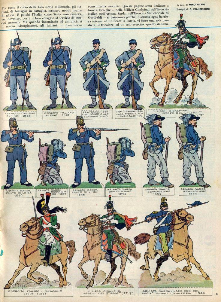 Corrierino e Giornalino: Gli italiani in arme