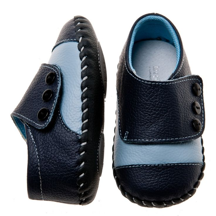 Little Blue Lamb | Hamish | Baby boys shoes The popular Hamish leather shoes for baby boys are back in stock from Little Blue Lamb.
