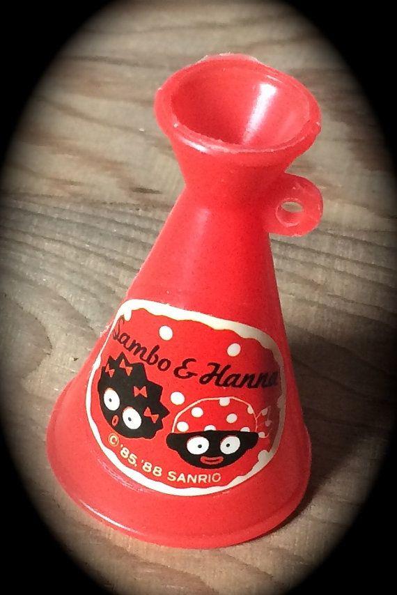 I Love The 80s Toys : Sambo hanna sanrio rare s collectible trinket