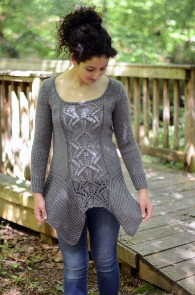 Universal Yarn Pattern : Moth Wing