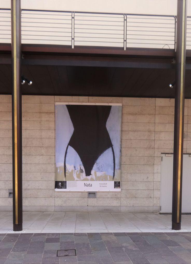 """NATA, 2015, """"Entità del danno"""", Teatro Russolo, Portogruaro VE"""