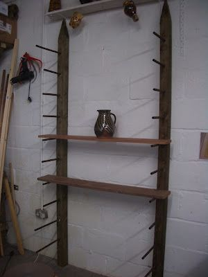 brilliant and cost effective shelving
