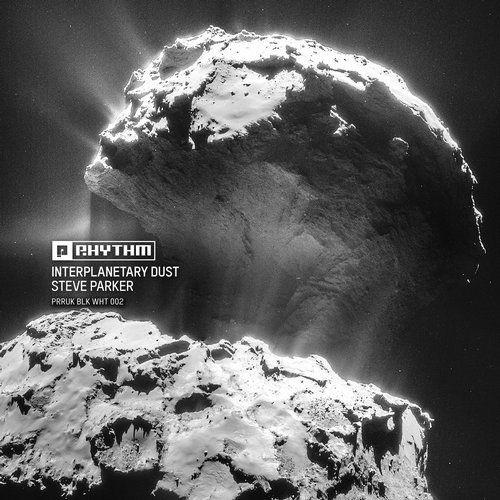 Steve Parker – Interplanetary Dust LP / PRRUKBLKWHT002