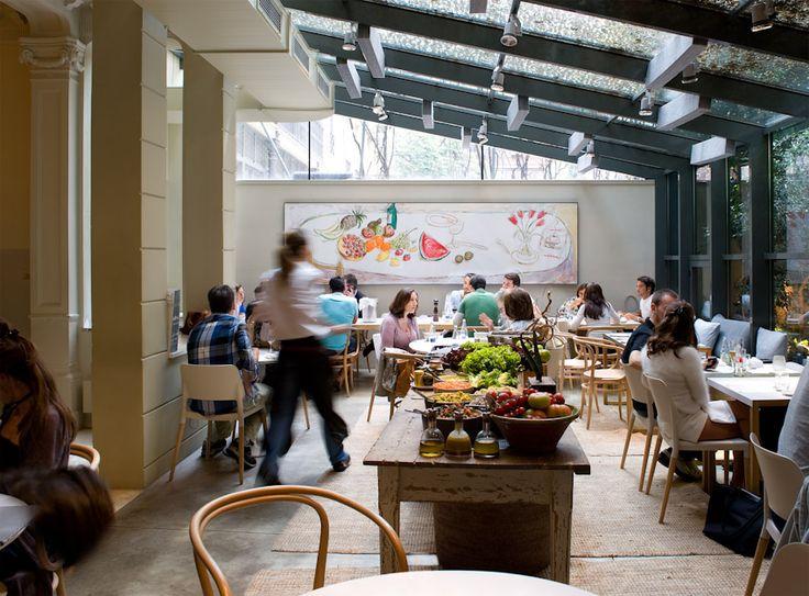 ¡Mi restaurante favorito de Barcelona! El Mordisco es un sitio ideal donde comer muy bien y sano...