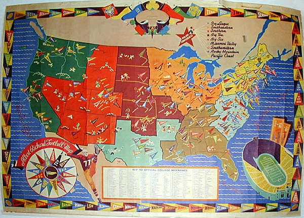 Best Campus Maps Images On Pinterest Campus Map Antique Maps - Map of all us colleges
