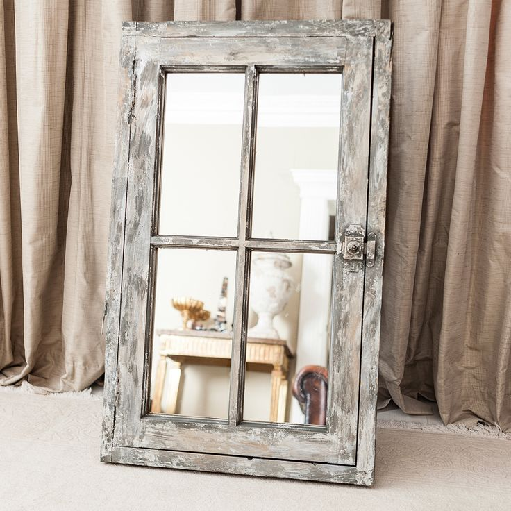 Las 25 mejores ideas sobre espejo de ventana en pinterest - Espejos vintage retro ...