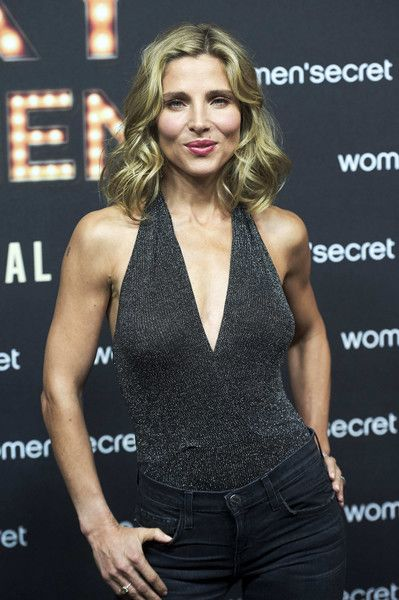 Elsa Pataky Photos Photos - Spanish actress Elsa Pataky presents the new Women'Secret Musical on September 29, 2016 in Madrid, Spain. - Elsa Pataky Presents the New Women'Secret Musical
