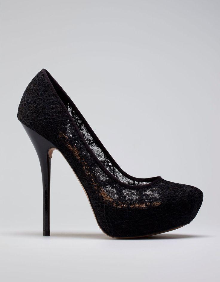 Beautiful lace shoes