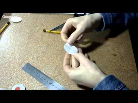 Плетение браслета из резиночек-сердечек