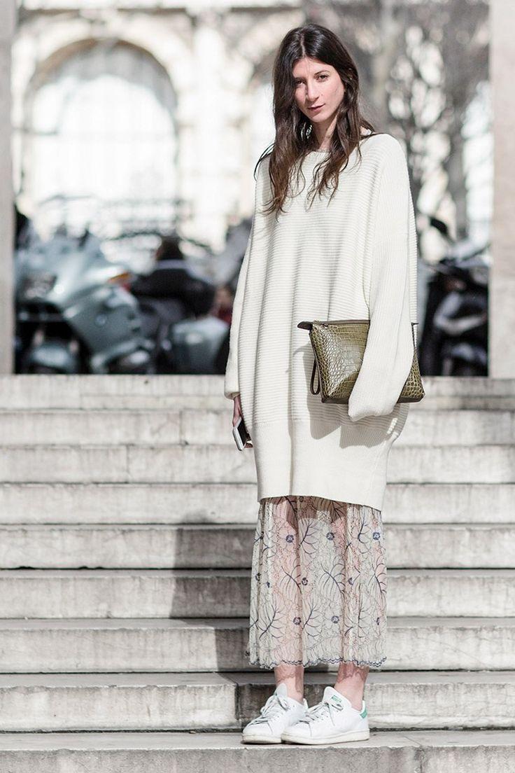 Best of Paris Fashion Week Fall 2015 Streetstyle