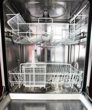how to keep kitchen clean without dishwasher