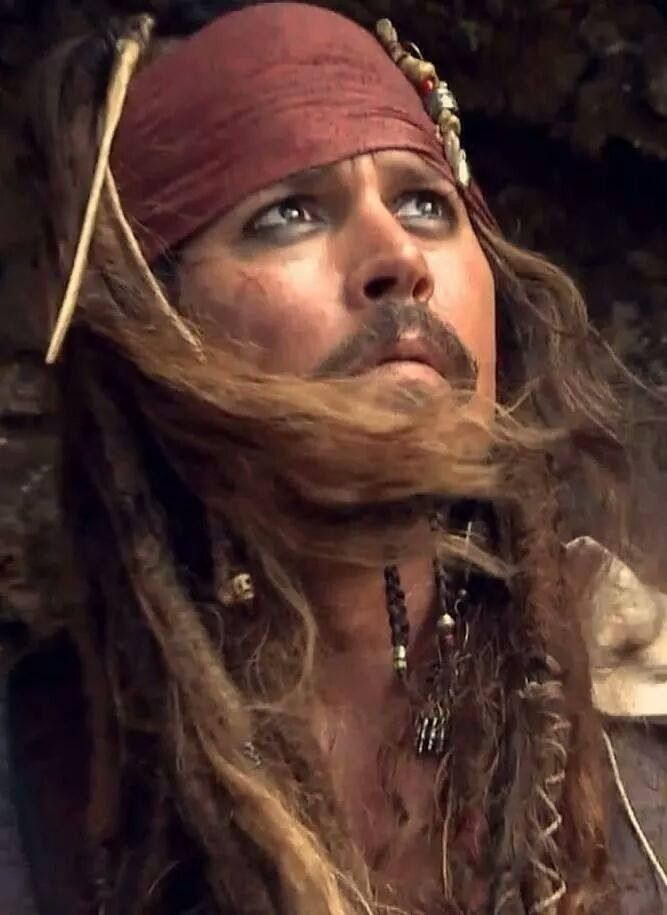Captain Jack Sparrow ~