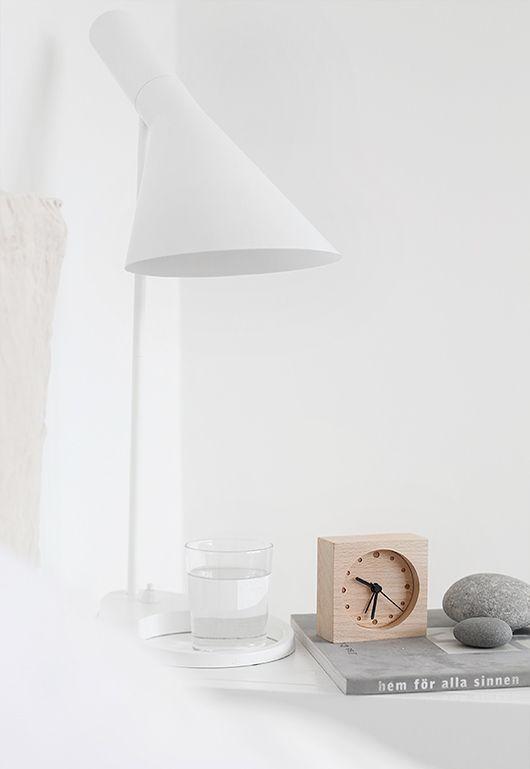 Mitt senaste köp: Ny väckarklocka i trä