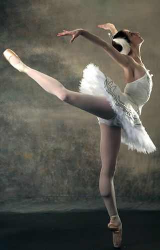 Christiana Bennett, prima ballerina of Ballet West. She's my favorite!!