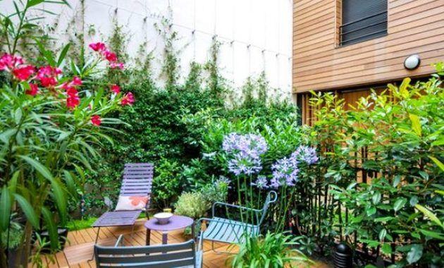 Idee Petit Jardin design idee petit jardin fleuri pau 6138 pau le ...