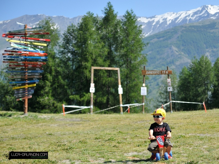 [Photostory] Bardonecchia Bike Park  MTB-Forum.it
