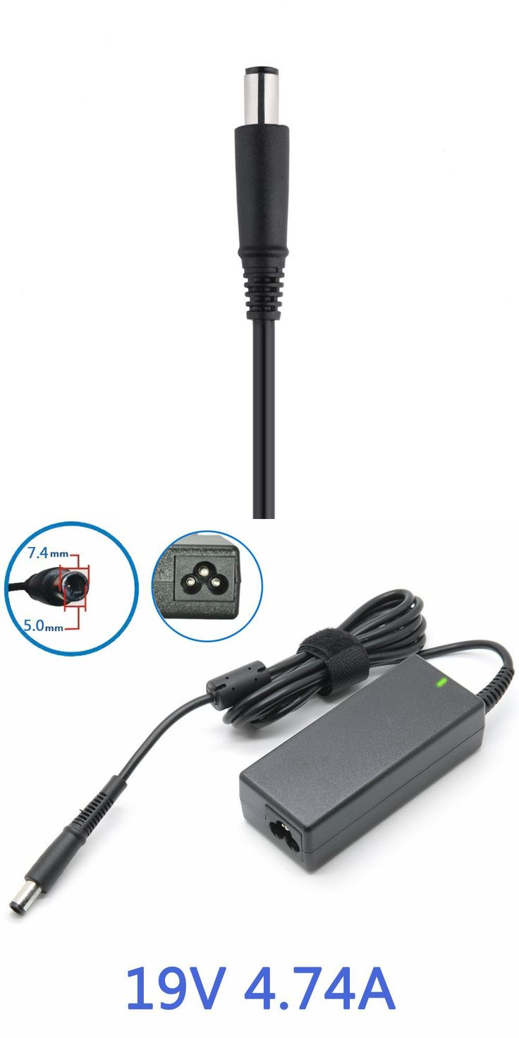 19V 4.74A 90w 7.4 x 5.0mm Laptop Charger AC Adapter Power Supply For HP Pavilion DV3 DV4 DV5 DV6 DV7 Compaq CQ40 CQ45 CQ50 CQ60