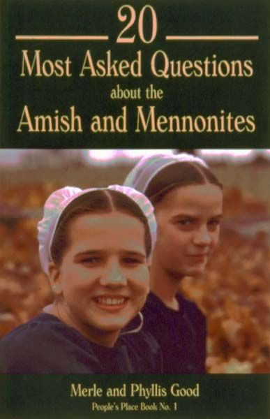 Though as Anabaptist groups they reside under the same religious umbrella and may share some beliefs, modern Mennonites and Old Order Amish can seem very different.  At the same time, many Amish and Mennonites (particularly Old Order and Conservative Mennonites) share an affinity for one another.  One sees this through their common language and similar style of plain dress, cooperation in areas such as schooling and disaster relief, as well as shared religious beliefs.