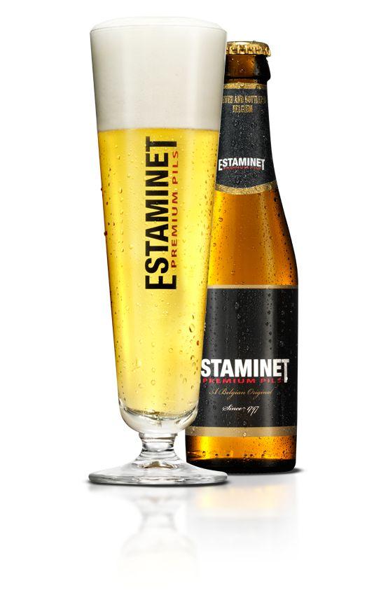 Estaminet Premium Pils 5,2% (Palm Breweries)